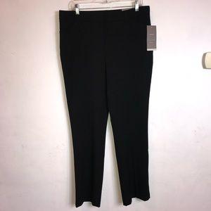 NWT Maurice's Classic Black Dress Pants 12